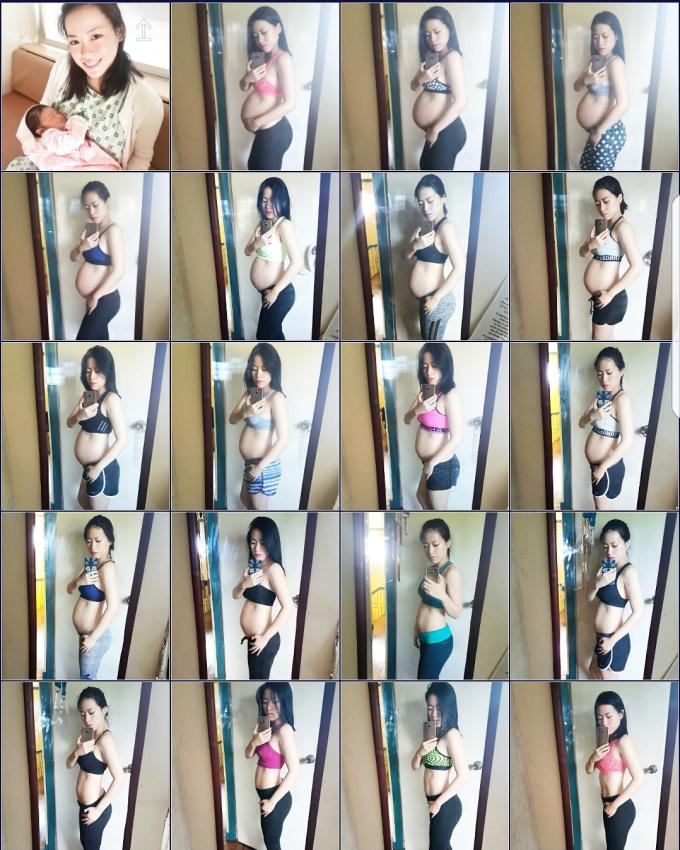 Preggy Diaries: FitnessJourney