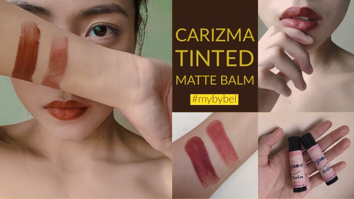 Carizma Tinted Matte Lip Balm Review