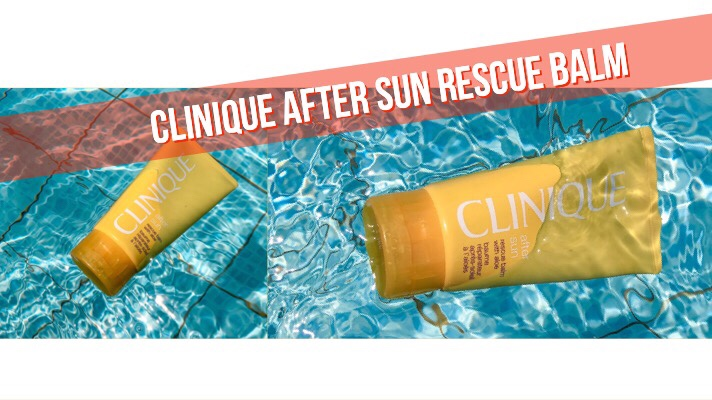 Clinique Sun Rescue Balm with Aloe Review