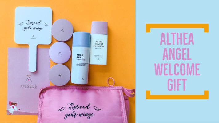UNBOXING: Althea Angel WelcomeGift