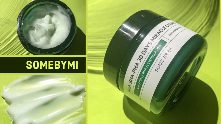 SOMEBYMI AHA BHA PHA 30 Days Miracle Cream [Review]