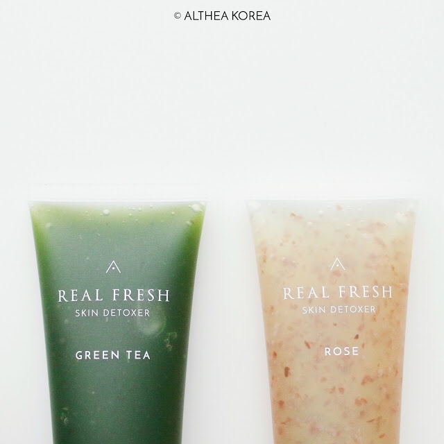 Shopping Guide: Althea x Get it Beauty Real Fresh Skin Detoxer